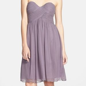 "Donna Morgan ""Morgan"" strapless dress - size 0"